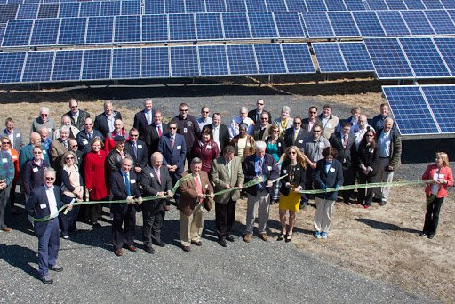 DSD & CVEC green energy solar solutions on Cape Cod