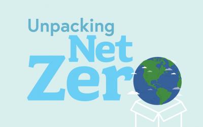 Unpacking Net Zero